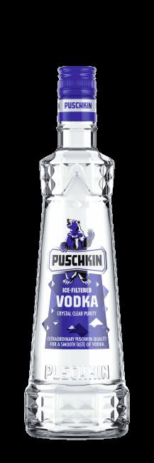 Abbildung Puschkin Vodka