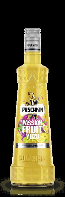 Abbildung Puschkin Passionfruit Yuzu